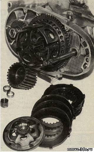 SOJUZ mootori anatoomia (vene keeles) 71460102
