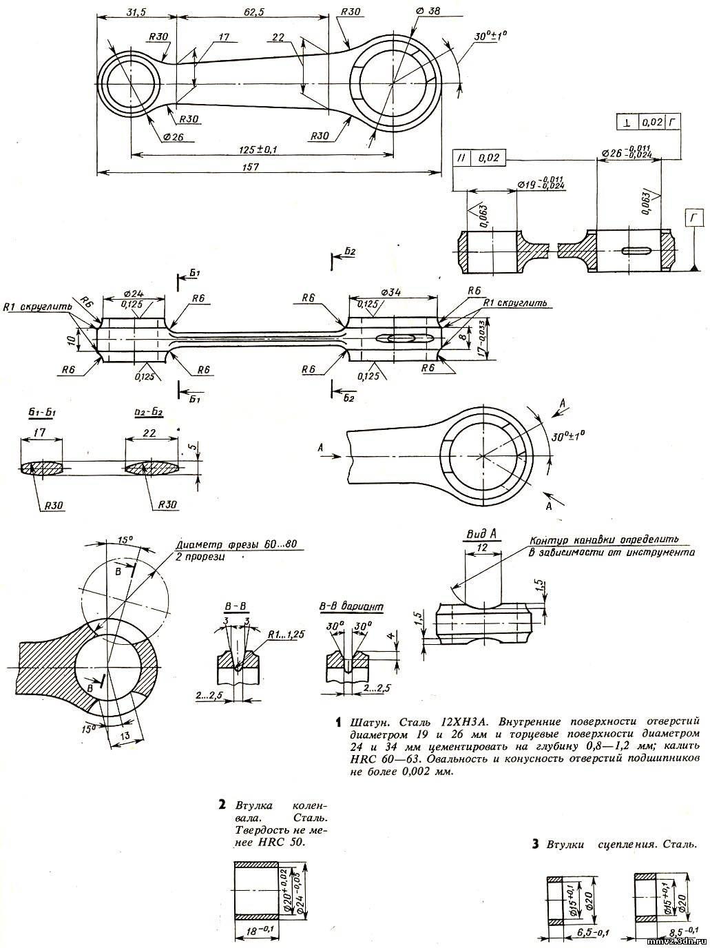 SOJUZ mootori anatoomia (vene keeles) 97673072